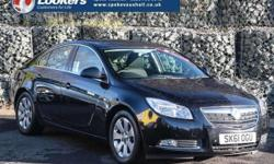 Vauxhall Insignia 2.0 CDTi SRi 5dr NATIONWIDE DELIVERY