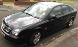 Vauxhall Vectra 2004 2.0 DTI tested till may 2016 never