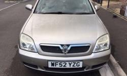 2003 VAUXHALL VECTRA 1.8.IN GOOD CLEAN CONDITION INSIDE