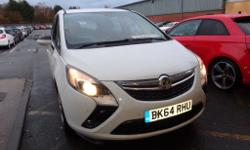 Buy a used VAUXHALL ZAFIRA 2.0 CDTi [165] Exclusiv 5dr