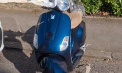 Selling my Vespa LX 125. Incredible reliable scooter!