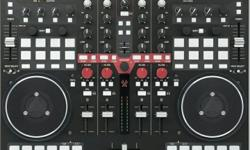 For Sale. VESTAX VCI 400 midi controller with Magma