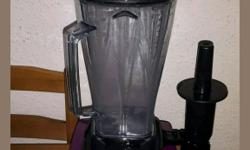 I've used this blender a handful of times only brought