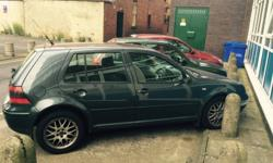 Volkswagen Golf GT TDI 1.9 Diesel 220 mileage Miles are