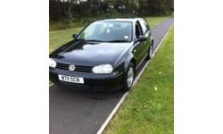 Volkswagen golf Gti 5 door hatchback register'd