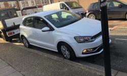 2015 Volkswagon Polo 1.2Bluemotion Automatic 5 door Low