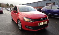Buy a used VOLKSWAGEN POLO 1.2 70 Match Edition 3dr *