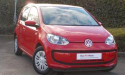 Volkswagen UP 1.0 Move Up 5dr 500 DEPOSIT ALLOWANCE AND