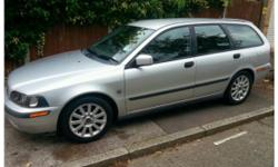 Volvo v40 estate 1.9 turbo diesel engine. Tax mot