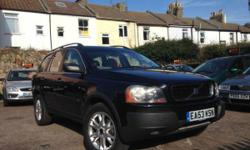 Volvo XC90 2.4 D5 SE 5dr Geartronic£5,699 one owner,