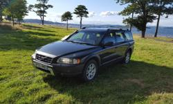 For sale is my Volvo xc 70 2.5 diesel automatic. Very