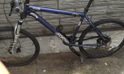 Voodoo Bantu MTB The bike has been maintained in a very