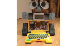 VTech WALL-E Learning Laptop, in great condition, Pick