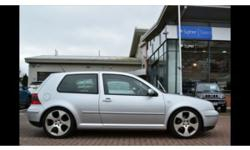 2001 golf gti , silver , taxed and motd , fsh , lowered
