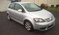 ** For Sale @ Trade Price ** My wife's VW Golf Plus 1.6