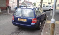 2002 vw passat 1.9TDI, needs new engine. 185k