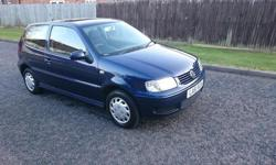 For sale VW Polo 1.4 (51) Very solid, small car, cheap