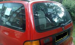 Volkswagen Sharan, 5 Doors, 7 seater, Estate, Petrol,