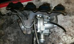 Fully working k04 turbo still looking like new with