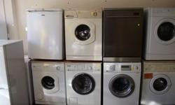 We have a selection of washing machines for sale