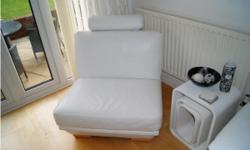 2 seater & Chair are like new, 3 seater however has a
