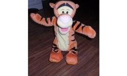 Interactive dance & jump Tigger 1st class condition