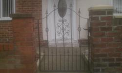 METALMAGIC CAN MAKE THIS FRONT GATE TO FIT A 3FT