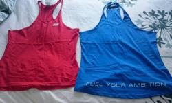 Selling two brand new myprotein vests. They are both