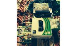 Here I have for sale an xbox 360 slim 250 gb and kinect