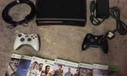 Xbox 360 Elite. (All in £70) Excellent condition. All