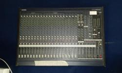 Yamaha MG24/14FX mixing desk. For sale. Live Pa events.