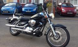 Selling for a friend. Yamaha Dragstar 125 32,000 miles