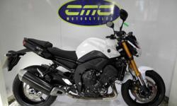 Here we have an immaculate example of the Yamaha FZ8