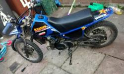 Yamaha Pw80 2stroke Mint runner Just needs new kick