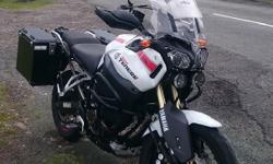 Brand new Bumot Panniers and tool box (cost £800) Givi