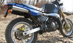 TDR 250, starts first kick cold and hot,engine and