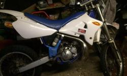 Here for sale I have my beast of a two stroke, FULLY