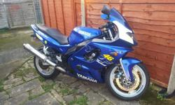 Hello selling my Yamaha Thundercat. Bike comes in very