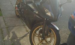 Serviced just last month Well looked after bike About 6
