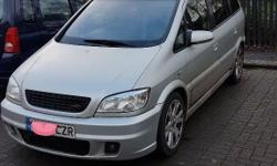 Zafira gsi.spares or repair, for parts or a project.