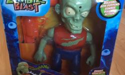 Zombie Blast Toy Brand new and excellent condition Ages